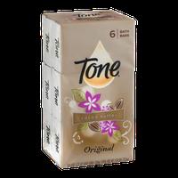 Tone Bath Bars Cocoa Butter Original - 6 CT