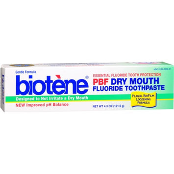 Biotene PBF Dry Mouth Fluoride Toothpaste Mint