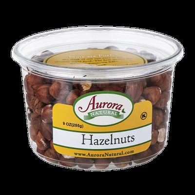 Aurora Natural Hazelnuts