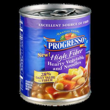 Progresso High Fiber Hearty Vegetable and Noodles Soup