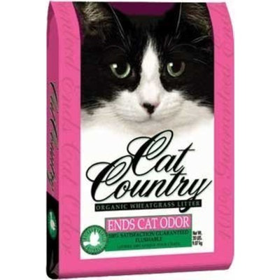 Mountain Meadows Pet Products Mountain Meadows Pet Prod CMM20020 Cat Country Litter, 20-Pound