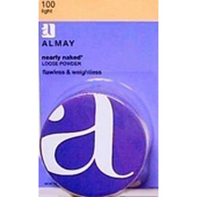 Almay Nearly Naked Loose Powder