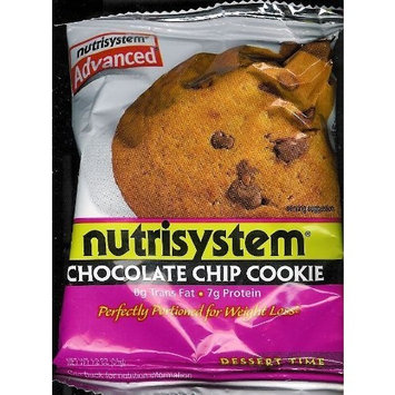 NutriSystem Advanced Chocolate Chip Cookie (Pack of 10)