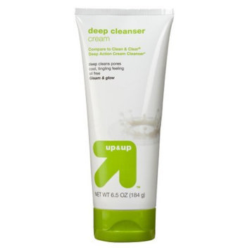 up & up Deep Cream Cleanser - 6.5 oz.