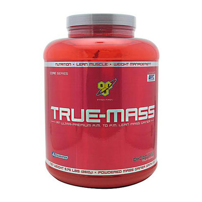 BSN True-Mass Chocolate Milk Shake Powder