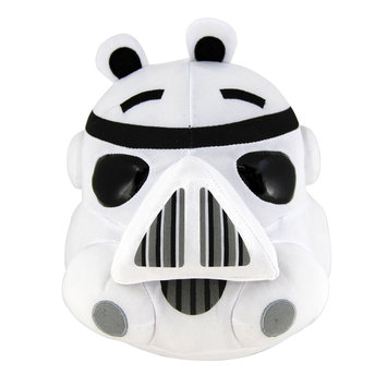 Commonwealth Angry Birds Star Wars Storm Trooper Plush