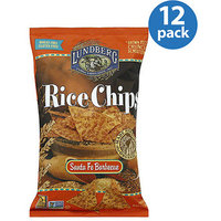 Lundberg Family Farms Santa Fe Barbecue Rice Chips