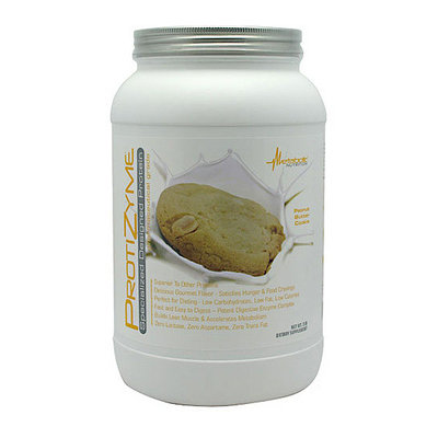 Metabolic Nutrition Protizyme Peanut Butter Cookie Dietary Supplement Powder