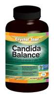 Crystal Star Candida Yeast Detox (replaces Cand-Ex) - 60 - Capsule [Health and Beauty]