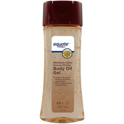 Equate Moisture Care: Cocoa Divine Body Oil Gel, 6.8 fl oz