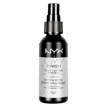 NYX Cosmetics Make Up Setting Spray - Dewy Finish