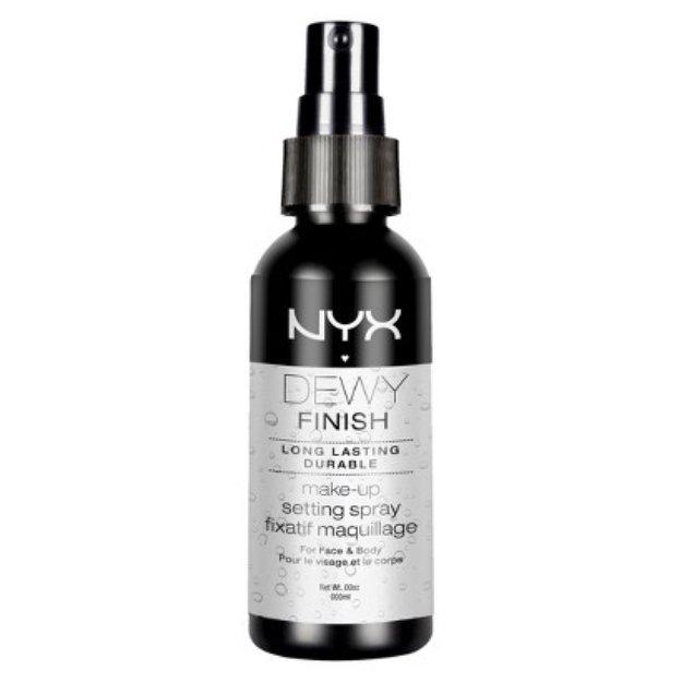 NYX Cosmetics Make Up Setting Spray - Dewy Finish