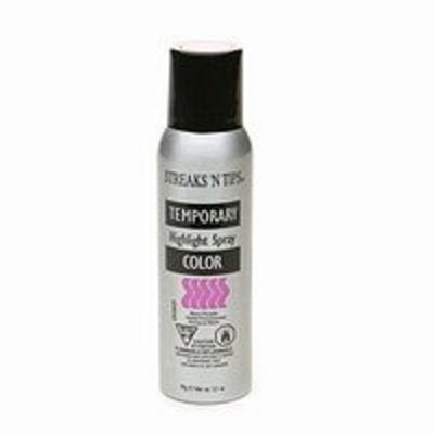 Streaks 'n Tips Streaks N Tips Temporary Highlight Spray Icy White