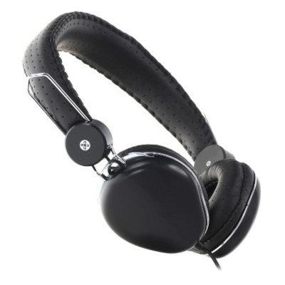 Moki ACCHPVLBK Volume Limited Over-the-Ear Headphones - Black