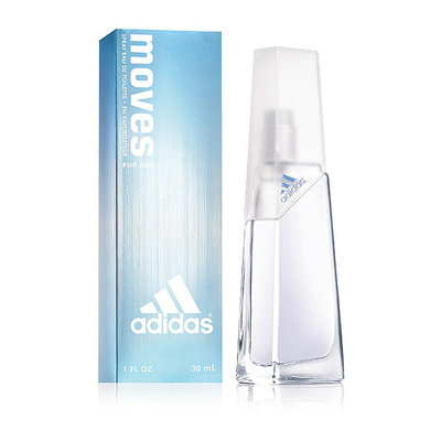 adidas Moves for Her Eau de Toilette Spray
