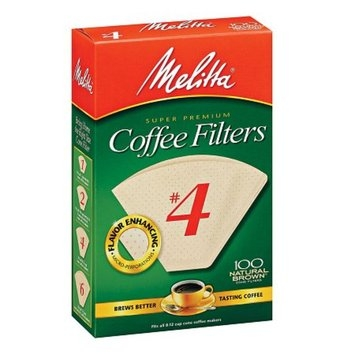 Melitta Natural Brown