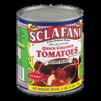 Sclafani Quick Crushed Tomatoes
