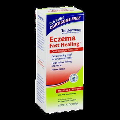 TriDerma MD Eczema Fast Healing Cream