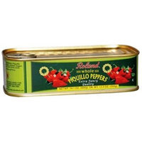 Roland Whole Piquillo Peppers, 14.1-Ounce Cans (Pack of 4)