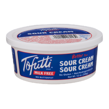 Tofutti Milk Free Sour Cream