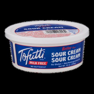 Tofutti Milk Free Sour Cream