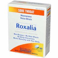 Boiron Roxalia Sore Throat 60 Tablets