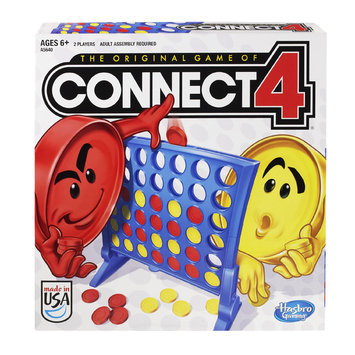 Hasbro HASBRO Connect 4 Game - HASBRO, INC.