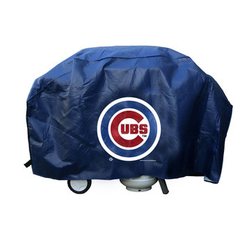 Caseys Chicago Cubs Deluxe BBQ / Grill Cover