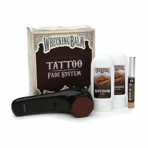 WreckingBalm Tattoo Fading System