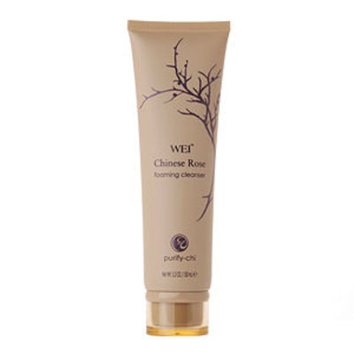 WEI Chinese Rose Foaming Cleanser