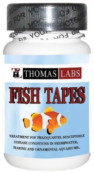 Thomas Laboratories Thomas Labs Fish Tapes Disease Treatment: 250 mg - 30 Capsules