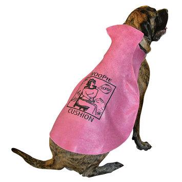 Rasta 5007-XXXL Woopie Cushion Dog Costume XXX90-185lbs - Pink