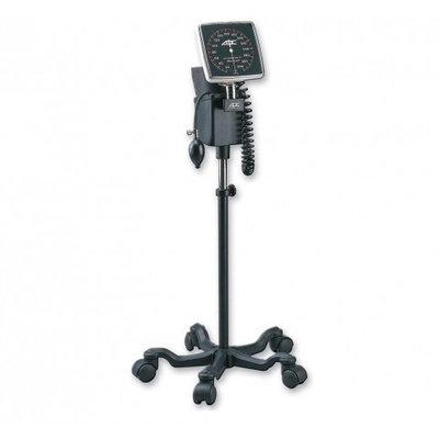 ADC 752M Mobile Aneroid Sphygmomanometer, Adult, Black
