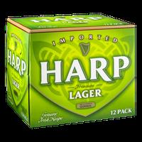 Harp Premium Lager - 12 CT