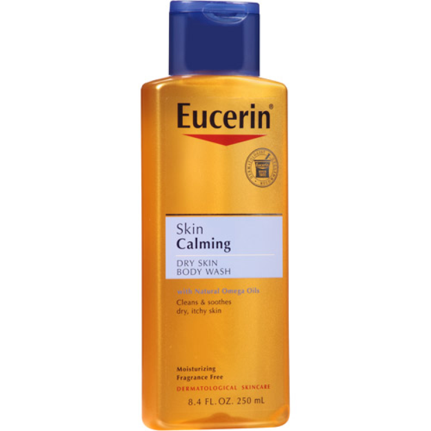 Eucerin Calming Body Wash Daily Shower Oil