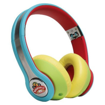 Margaritaville Audio MIX1 High Fidelity Headphones By MTX - Macaw