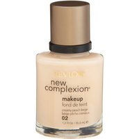 Revlon New Complexion Makeup, Medium Beige, 1.2 Ounces