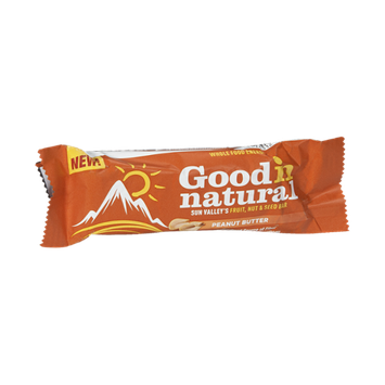 Good 'n Natural Bar Peanut Butter