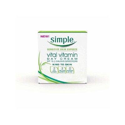 Simple Vital Vitamin Day Cream