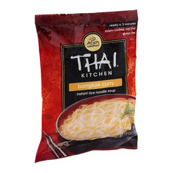 Thai Kitchen Instant Rice Noodle Soup Bangkok Curry