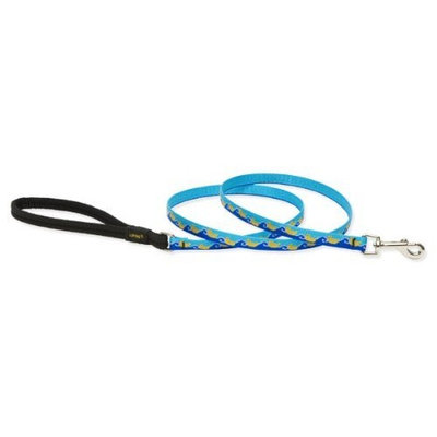 Lupine 1/2 Inch Just Ducky Dog Lead