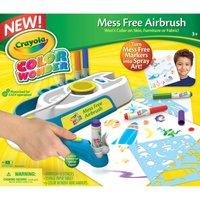 Crayola Color Wonder Mess Free Airbrush
