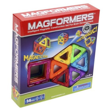 Magformers 14 Piece Rainbow Set