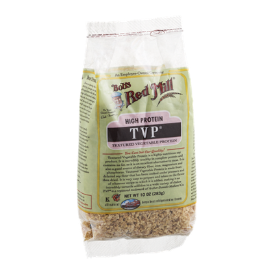 Bob's Red Mill TVP Textured Vegetable Protein