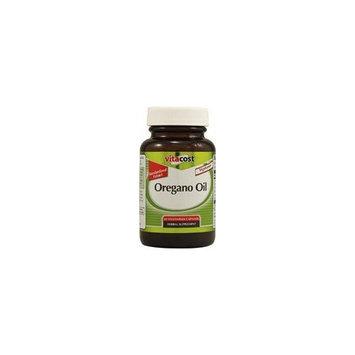 Nutraceutical Sciences Institute  NSI Vitacost Oregano Oil - Standardized Extract -- 510 mg - 60 Vegetarian Capsules