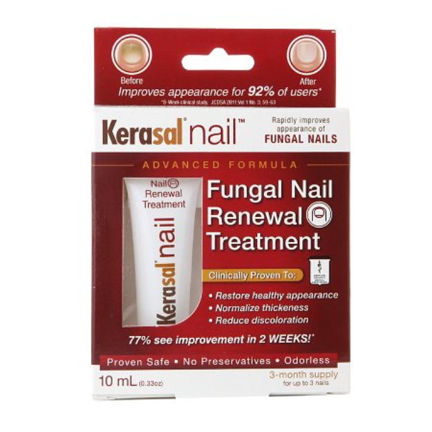 Kerasal Nail Fungal Nail Renewal Treatment Reviews
