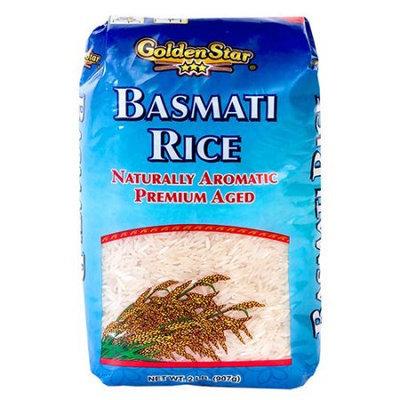 Golden Star Trading Co Golden Star Basmati Rice, 2 lbs