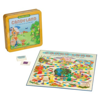 Hasbro Candy Land Board Game - Nostalgia Edition Game Tin