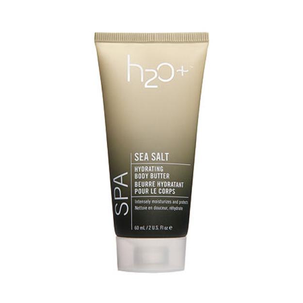 H2O Plus Spa Sea Salt Hydrating Body Butter Travel Size