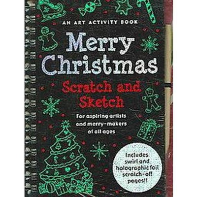 Merry Christmas Scratch and Sketch (Hardcover)